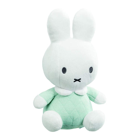Miffy Mint Plush 25cm by Rainbow Designs