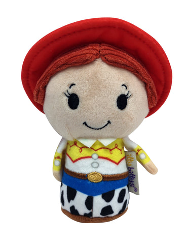 Disney Toy Story Itty Bitty Jessie Soft Toy 11cm New