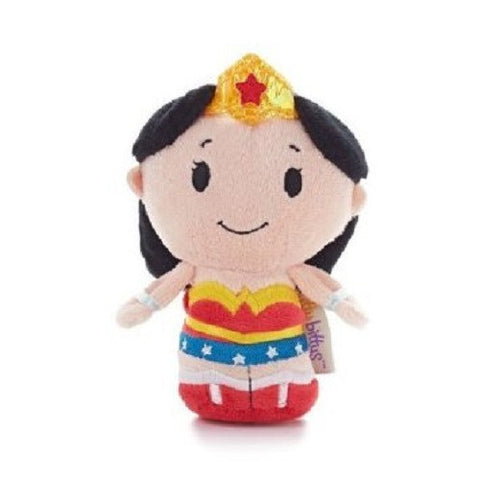 Hallmark DC Comics Wonder Woman Itty Bitty Soft Toy 11cm