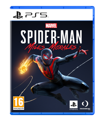 Marvel Spider-Man Miles Morales Sony PlayStation 5 Game PS5 Pre Order 19/11/20