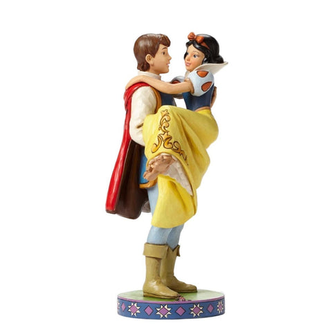 Disney Traditions Happily Ever After Snow White with Prince Figurine 24cm