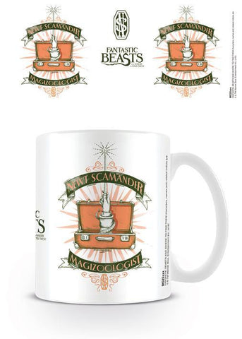 Fantastic Beasts Magical Case Ceramic Mug