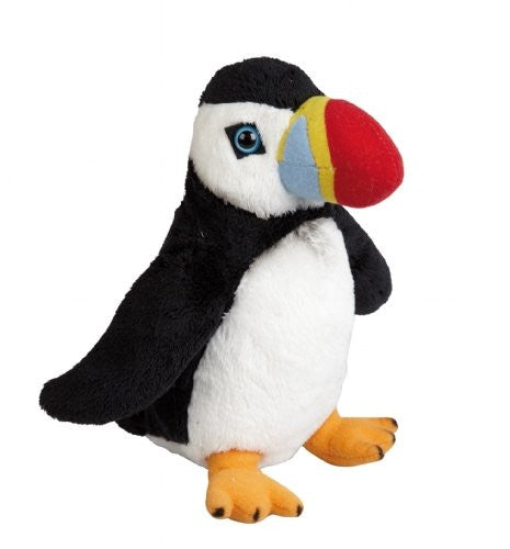 Ravensden Puffin Plush Soft Toy 19cm