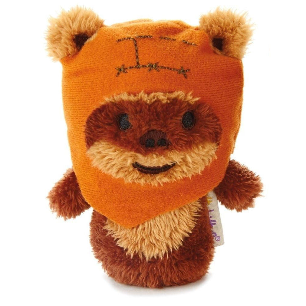 Star Wars Ewok Itty Bitty Soft Toy 14cm