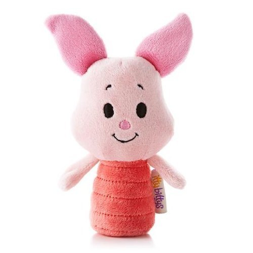 Disney Piglet Itty Bitty Soft Toy New