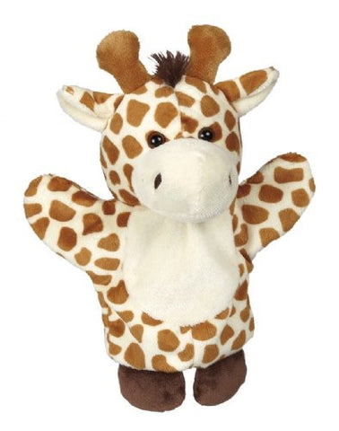 Ravensden Collection Giraffe Glove Hand Puppet Soft Toy 27cm