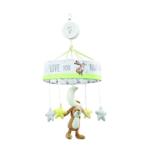Rainbow Designs Guess How Much I Love You Musical Cot Mobile
