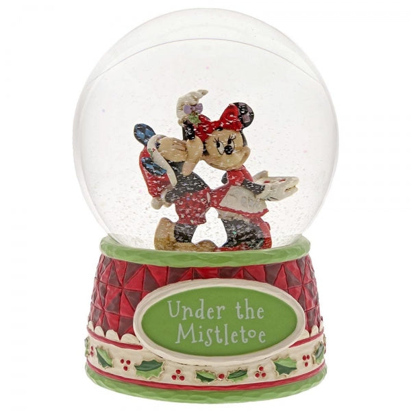Disney Under The Mistletoe (Mickey Mouse & Minnie Mouse Waterball)