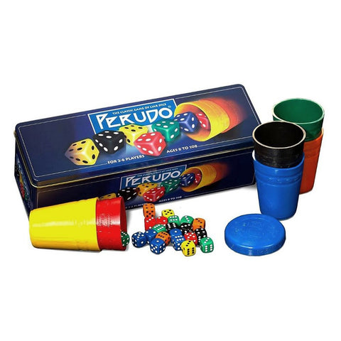Perudo In A Tin Game