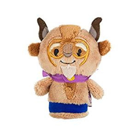 Disney Beauty & the Beast The Beast Itty Bitty Soft Toy 11cm
