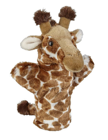 Ravensden Giraffe Handpuppet 26 cm New with Tags