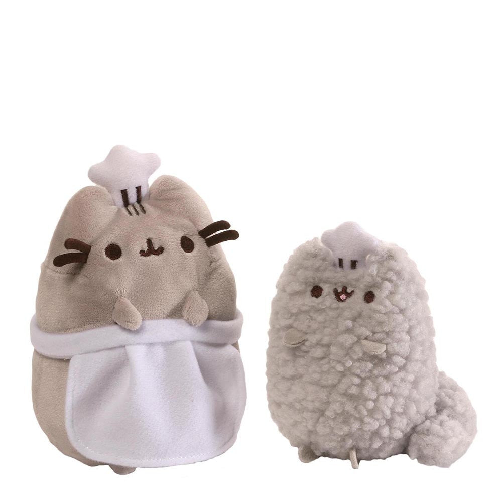 Pusheen Baking Collectable Set of Pusheen and Stormy