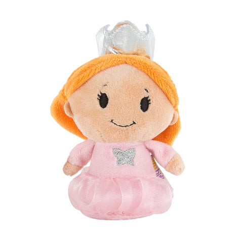 Glinda The Good Witch Wizard Of Oz Itty Bitty Beanie Soft Toy 11cm