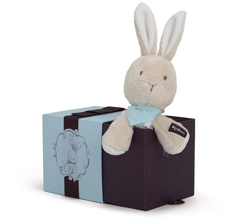 Kaloo K963127 Les Amis Praliné Rabbit Plush Toy, 19 cm/7.5 Inch