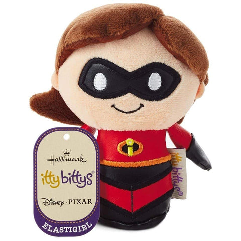Disney Elastigirl Itty Bitty Soft Toy New with Tags