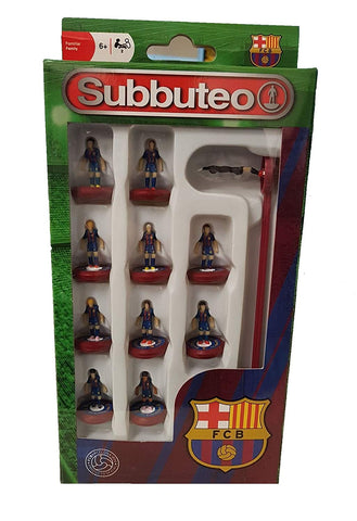 Subbuteo FC Barcelona Team Set