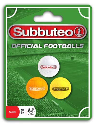 Subbuteo Official Footballs