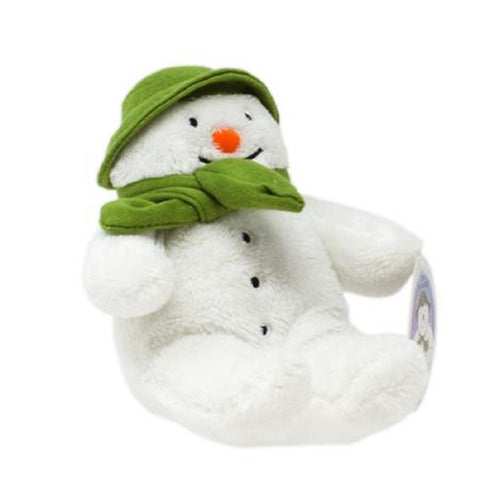 The Snowman Bean Toy by Rainbow Designs