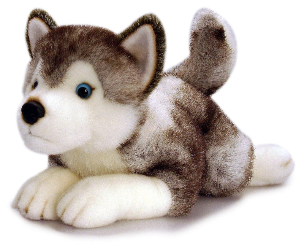 Keel Toys Storm Husky Dog Soft Toy 35 cm New