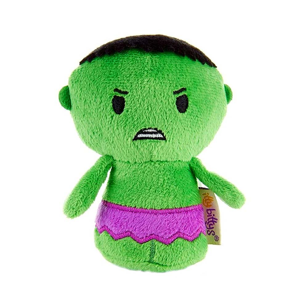Marvel Hulk Itty Bitty Soft Toy 11cm