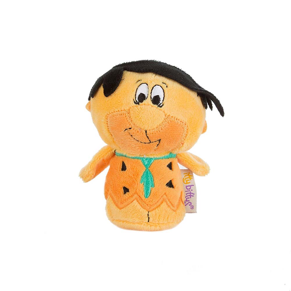 The Flintstones Fred Itty Bitty Soft Toy 11 cm