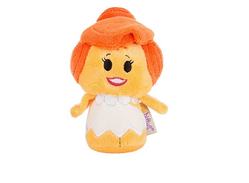 The Flintstones Wilma Itty Bitty Soft Toy 11 cm