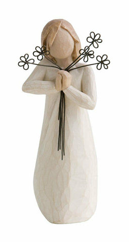 Willow Tree FRIENDSHIP IS THE SWEETEST GIFT Figurine 26155