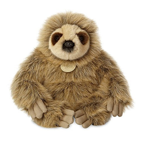Aurora Miyoni Sloth Soft Toy 20cm