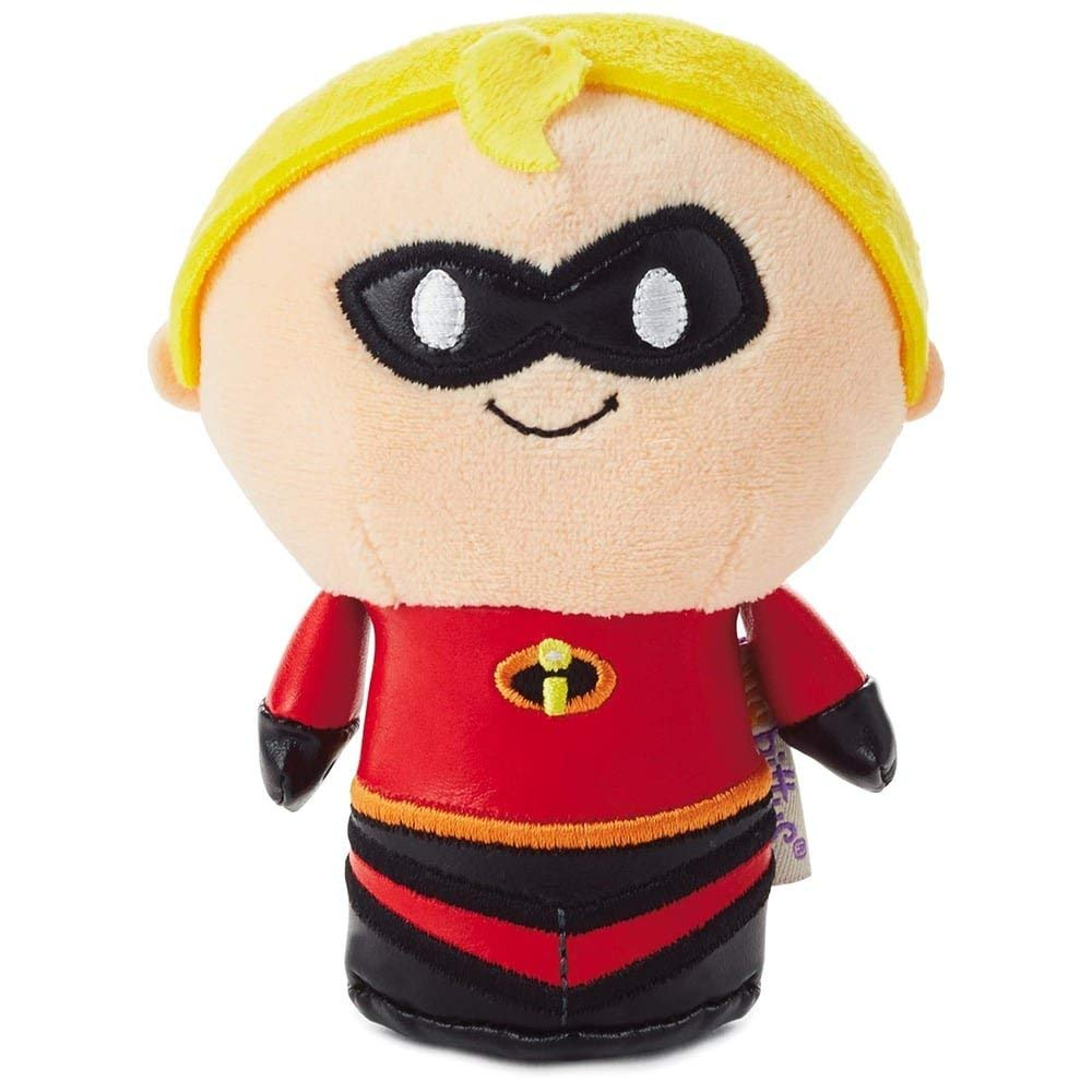 Disney Mr Incredible Itty Bitty Soft Toy New with Tags