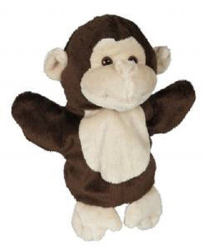 Ravensden Collection Monkey Glove Hand Puppet Soft Toy 27cm
