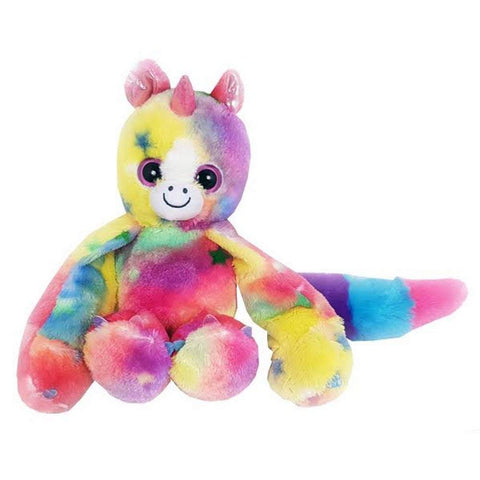 uggems Freya Unicorn 25cm Plush Soft Cuddly Toy Small