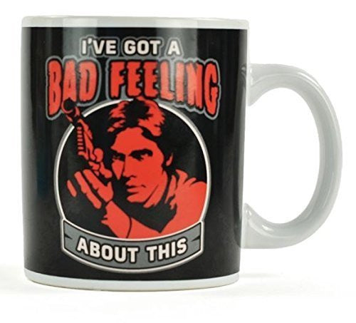 Star Wars Han Solo Got A Bad Feeling Mug