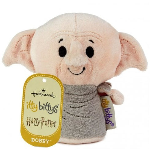Hallmark Harry Potter Dobby Itty Bitty 11cm New
