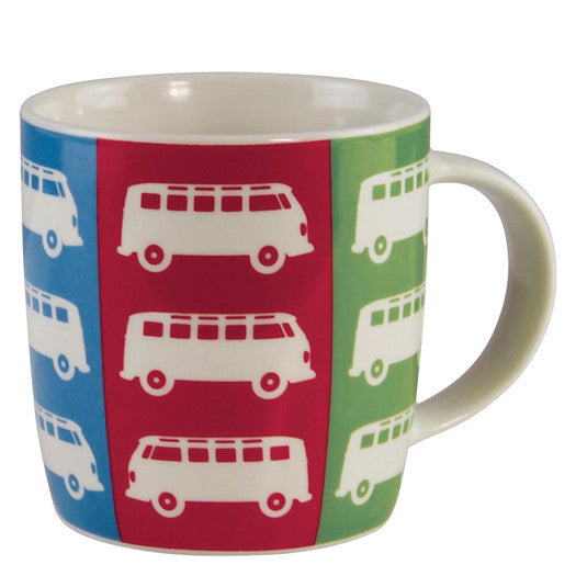 VW Collection Colours T1 Mug