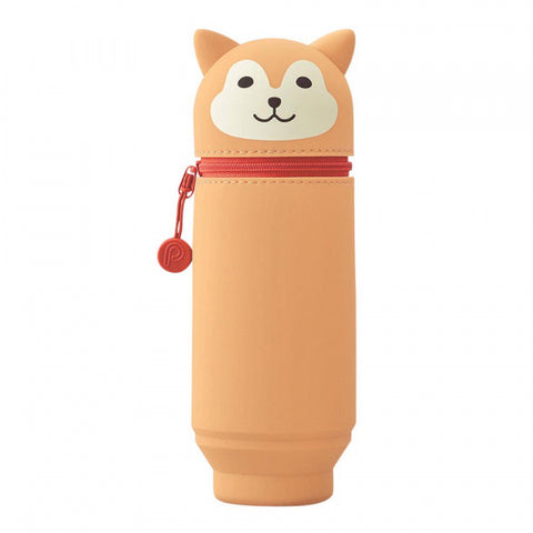 Stand Up Pen Case - Dog