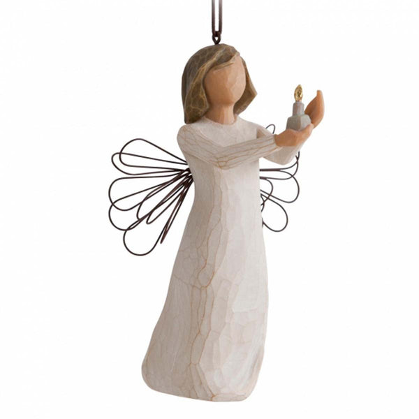Willow Tree ANGEL OF HOPE ORNAMENT 27275