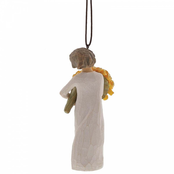 Willow Tree GOOD CHEER ORNAMENT 27912