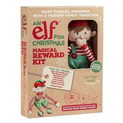 An Elf for Christmas Magical Reward Kit - Boy Elf