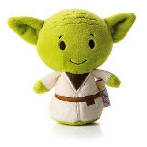Hallmark Star Wars Yoda Itty Bitty Soft Toy 11cm