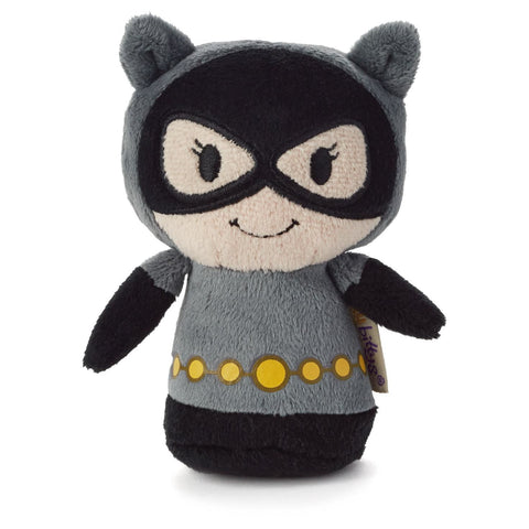 Hallmark DC Comics Cat Woman Itty Bitty Soft Toy 11cm
