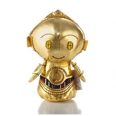 Hallmark Star Wars C-3PO Itty Bitty Soft Toy 11cm