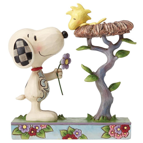 Peanuts by Jim Shore Nest Warming Figurine 17cm
