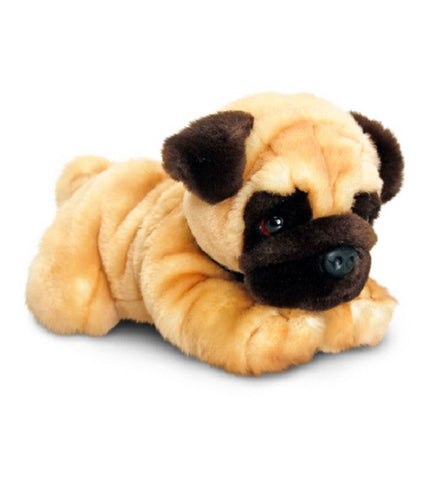 Keel Toys Pug Dog Plush 30cm