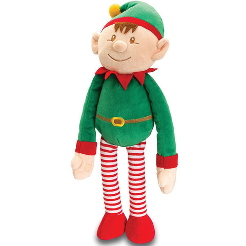 Keel Toys Dangle Elf Green 25cm