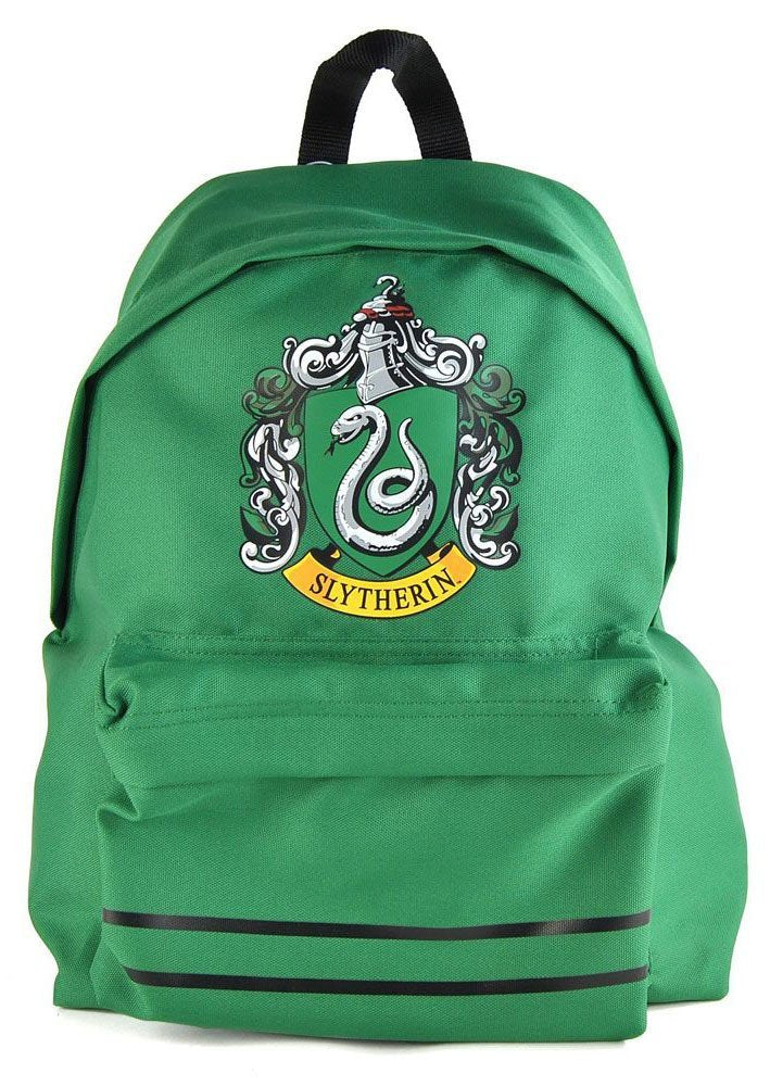 Harry Potter Rucksack Slytherin Crest Backpack