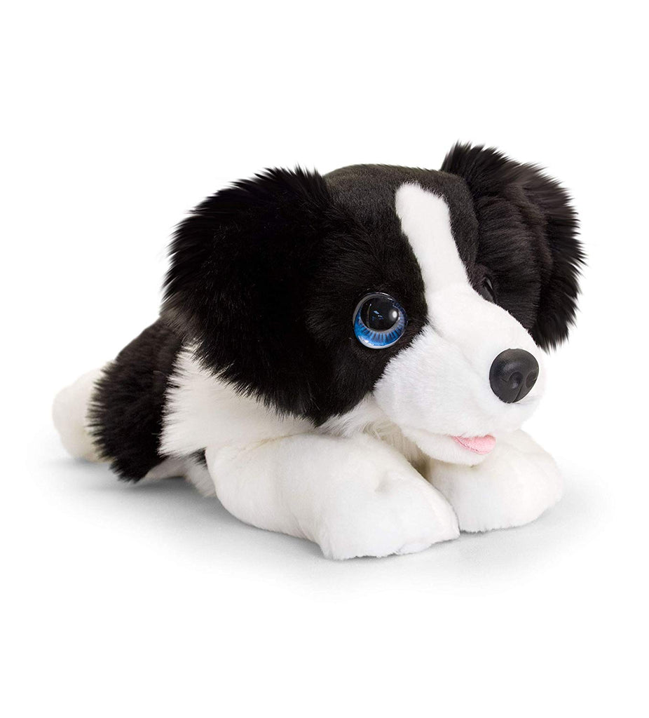 Keel Signature Cuddle Puppy Border Collie 32cm
