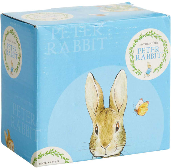 Beatrix Potter FLOPSY MOPSY & COTTONTAIL MONEY BANK A26696