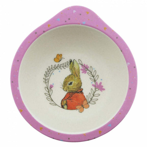 Beatrix Potter  FLOPSY BOWL A28797