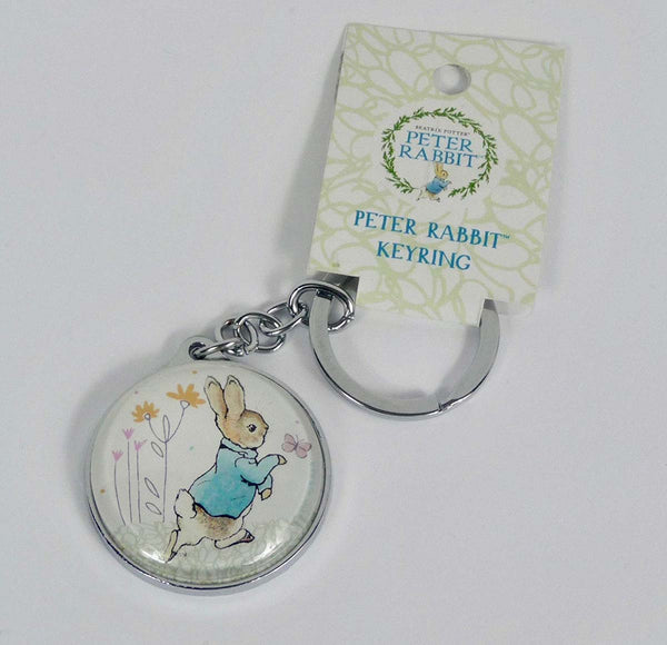 Beatrix Potter PETER RABBIT KEYRING A29184