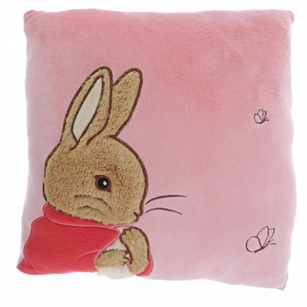 Gund Peter Rabbit FLOPSY CUSHION  A29197